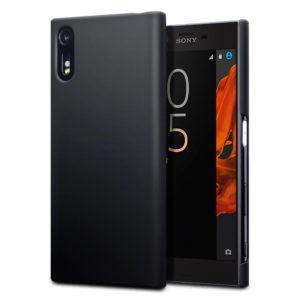 Sony Xperia XZ Svart Hard Case Skal