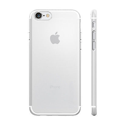 iPhone 7 Genomskinligt Mjukt TPU Skal