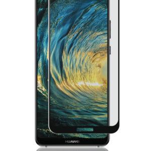 Huawei P20 Lite Heltäckande 3D Härdat Glas Skärmskydd 0,2mm