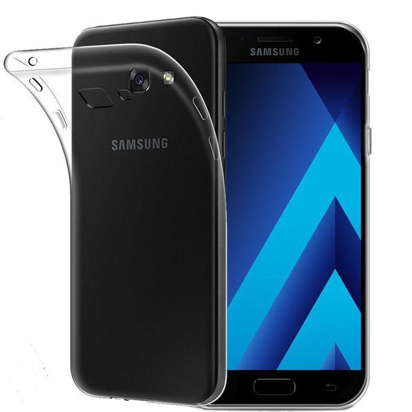 Samsung Galaxy A3 2017 Genomskinligt Mjukt TPU Skal