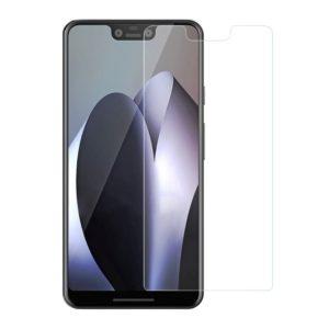 2-Pack Google Pixel 3 XL Härdat Glas Skärmskydd 0,3mm