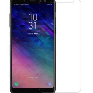 Samsung A8 2018 Skärmskydd - Ultra Thin