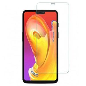 2-Pack OnePlus 6 Härdat Glas Skärmskydd 0,3mm