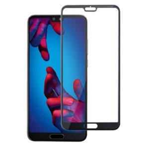 Huawei P20 Heltäckande 3D Härdat Glas Skärmskydd 0,2mm
