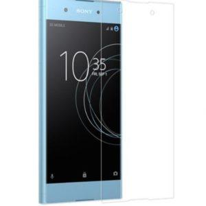 2-Pack Sony Xperia XA1 Plus Härdat Glas Skärmskydd 0,3mm