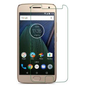 2-Pack Motorola Moto G5 Plus Härdat Glas Skärmskydd 0,3mm