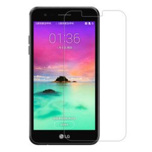 LG K10 Härdat Glas Skärmskydd 0,3mm