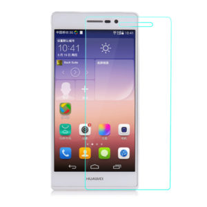 2-Pack Huawei Ascend P7 Härdat Glas Skärmskydd 0,3mm