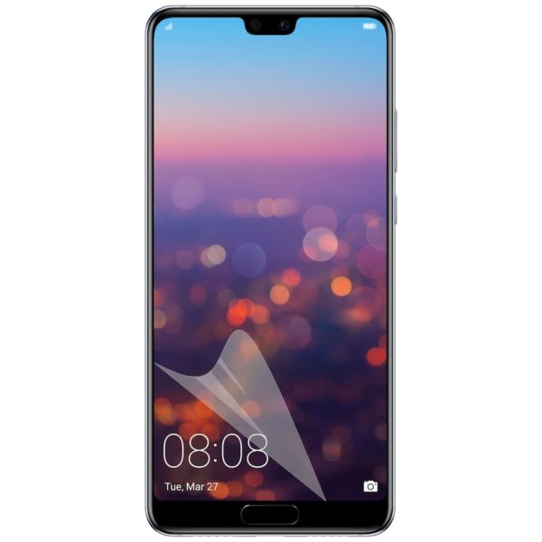 3-Pack Huawei P20 Pro Skärmskydd - Ultra Thin