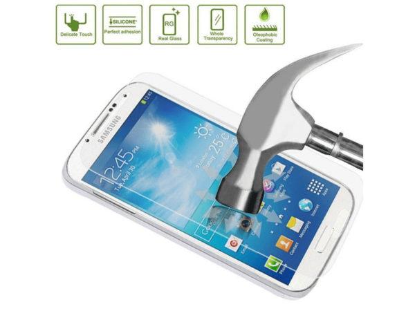 Samsung Galaxy S4 Härdat Glas Skärmskydd 0,3mm