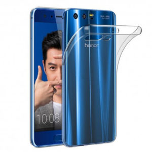 Huawei Honor 9 Transparent Mjuk TPU Skal