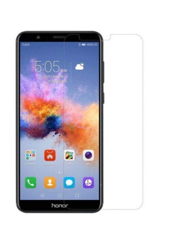 2-Pack Huawei Honor 7X Härdat Glas Skärmskydd 0,3mm