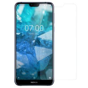 2-Pack Nokia 7.1 Härdat Glas Skärmskydd 0,3mm