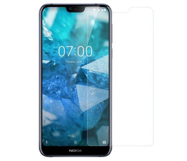 Nokia 7.1 Härdat Glas Skärmskydd 0,3mm