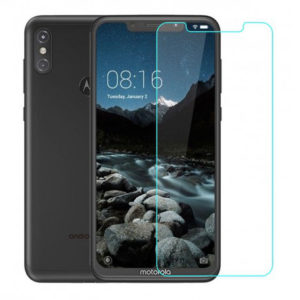 2-Pack Motorola One Härdat Glas Skärmskydd 0,3mm