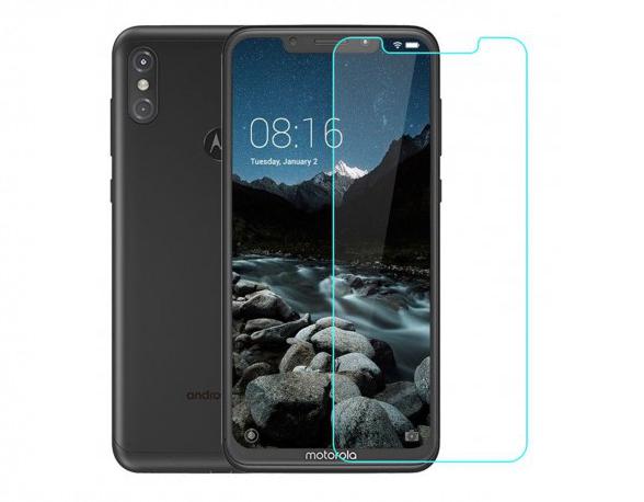 Motorola One Härdat Glas Skärmskydd 0,3mm