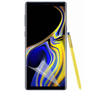 3-Pack Samsung Galaxy Note 9 Skärmskydd - Ultra Thin
