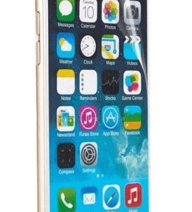 2-Pack iPhone 6 Plus Skärmskydd - Ultra Thin