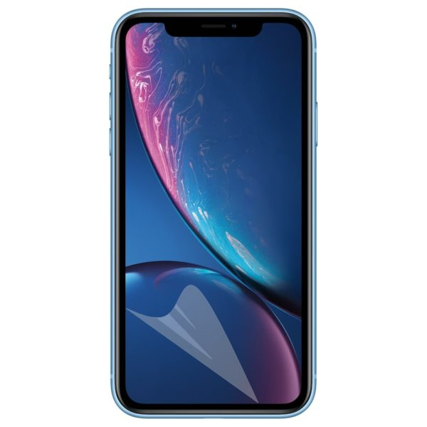 2-Pack iPhone XR Max Skärmskydd - Ultra Thin