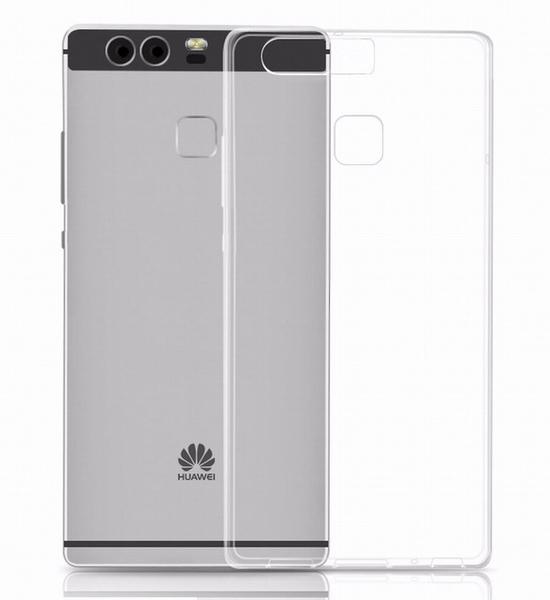 Huawei P9 Genomskinlig Mjuk TPU Skal