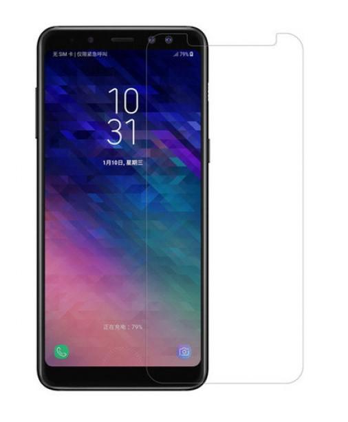 3-Pack Samsung A8 2018 Skärmskydd - Ultra Thin