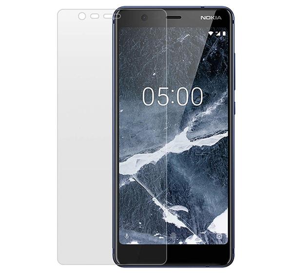 2-Pack Nokia 5.1 Härdat Glas Skärmskydd 0,3mm