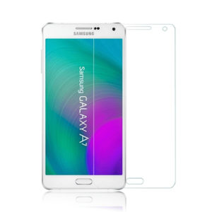 2-Pack Samsung Galaxy A7 Härdat Glas Skärmskydd 0,3mm