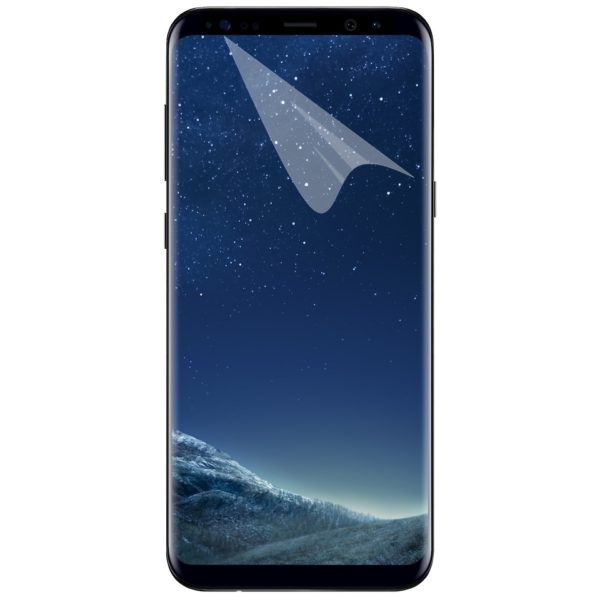 2-Pack Samsung Galaxy S8 Plus Skärmskydd - Ultra Thin