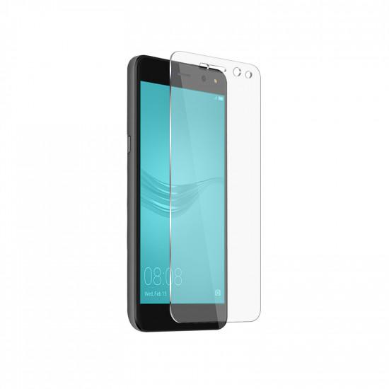 Huawei Y6 2017 Härdat Glas Skärmskydd 0,3mm