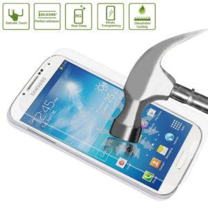 2-Pack Samsung Galaxy S4 Härdat Glas Skärmskydd 0,3mm