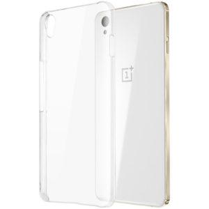 OnePlus X Transparent Mjuk TPU Skal