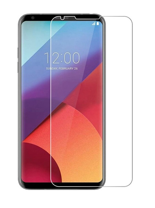 LG V30S ThinQ Härdat Glas Skärmskydd 0,3mm
