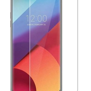 2-Pack LG V30S ThinQ Härdat Glas Skärmskydd 0,3mm