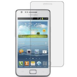 Samsung Galaxy S2 Härdat Glas Skärmskydd 0,3mm
