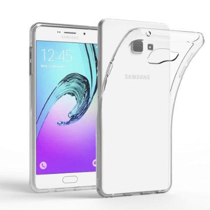 Samsung Galaxy A9 Genomskinlig Mjuk TPU Skal