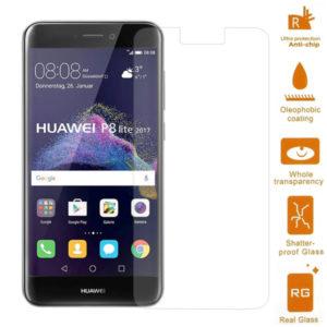 2-Pack Huawei Honor 8 Lite Härdat Glas Skärmskydd 0,3mm