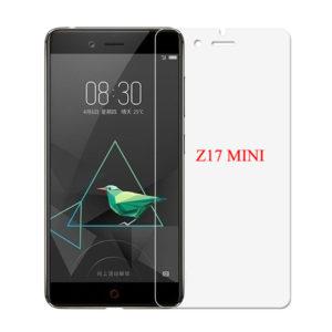 ZTE Nubia Z17 Mini Härdat Glas Skärmskydd 0,3mm