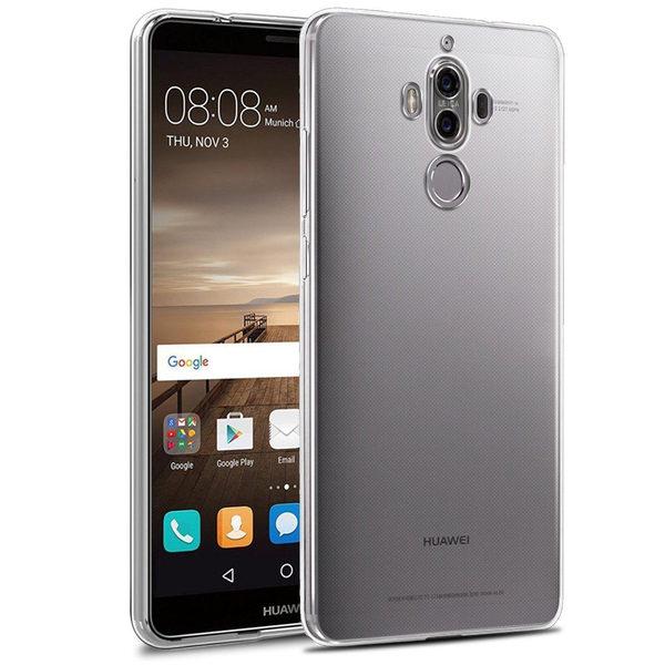 Huawei Mate 9 Genomskinlig Mjuk TPU Skal