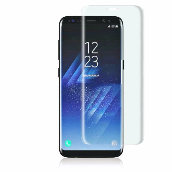Samsung Galaxy S8+ Heltäckande Skärmskydd 0,2mm