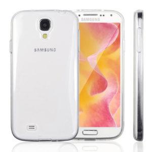 Samsung Galaxy S4 Genomskinlig Mjuk TPU Skal