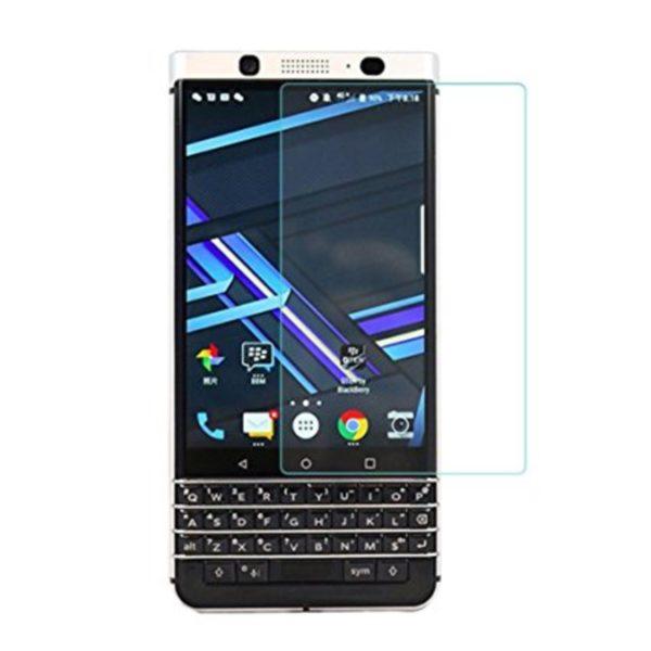 2-Pack BlackBerry Keyone Härdat Glas Skärmskydd 0,3mm