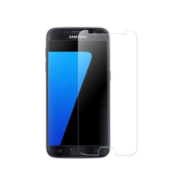 2-Pack Samsung Galaxy S7 Härdat Glas Skärmskydd 0,3mm