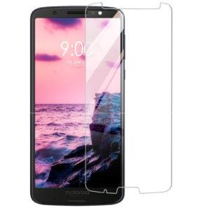 Motorola Moto G6 Plus Härdat Glas Skärmskydd 0,3mm