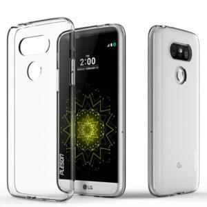 LG G5 Genomskinlig Mjuk TPU Skal