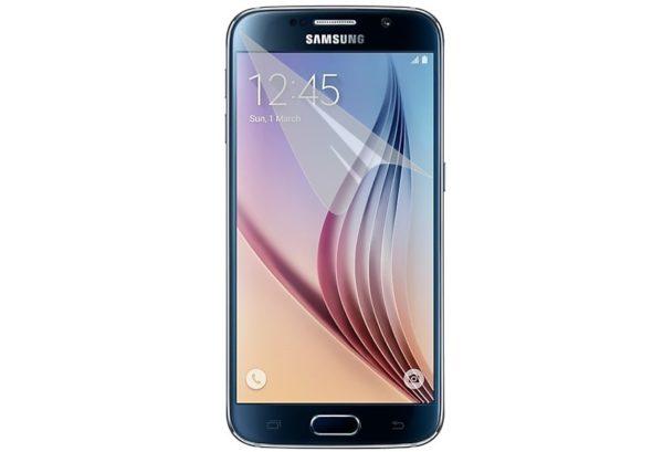 2-Pack Samsung Galaxy S6 Skärmskydd - Ultra Thin