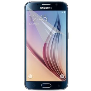 3-Pack Samsung Galaxy S6 Skärmskydd - Ultra Thin