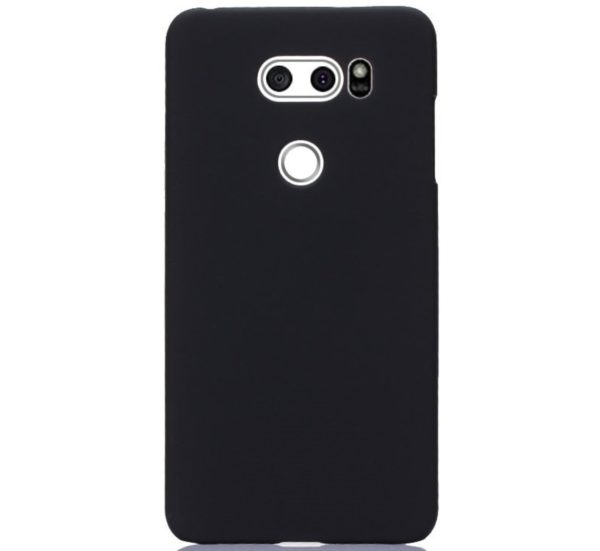 LG V30S ThinQ Svart Hard Case Skal