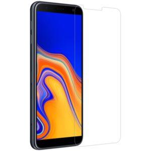 Samsung Galaxy J4 Plus Härdat Glas Skärmskydd 0,3mm