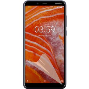 3-Pack Nokia 3.1 Skärmskydd - Ultra Thin