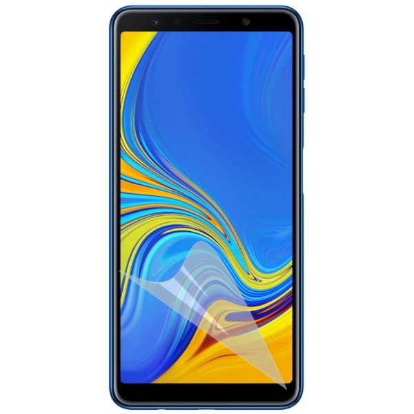 3-Pack Samsung Galaxy A7 2018 Skärmskydd - Ultra Thin